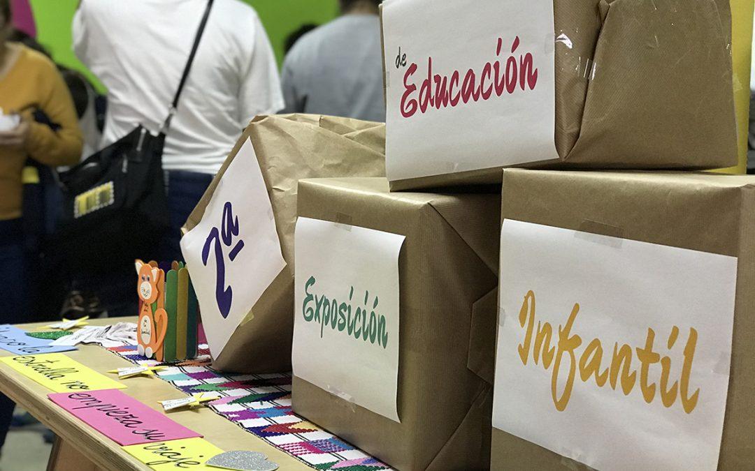 LA SALLE ARUCAS CELEBRÓ, POR SEGUNDO AÑO CONSECUTIVO, LA EXPOSICIÓN DE FIN DE CURSO DE EDUCACIÓN INFANTIL