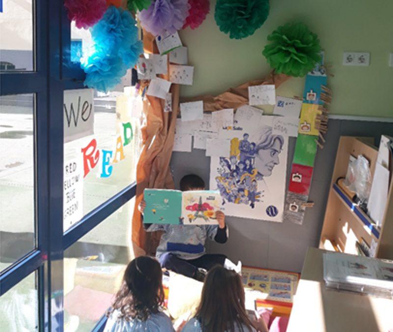 Hemos creado una biblioteca de aula