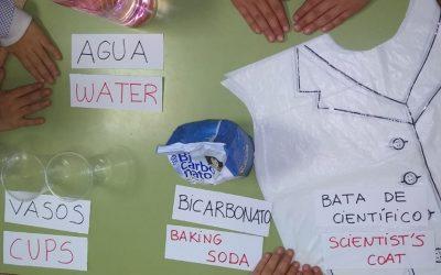PEQUEÑOS CIENTÍFICOS EN EDUCACIÓN INFANTIL
