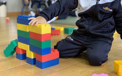 EL JUEGO DE LAS CONSTRUCCIONES Y SU IMPORTANCIA EN EL DESARROLLO INFANTIL