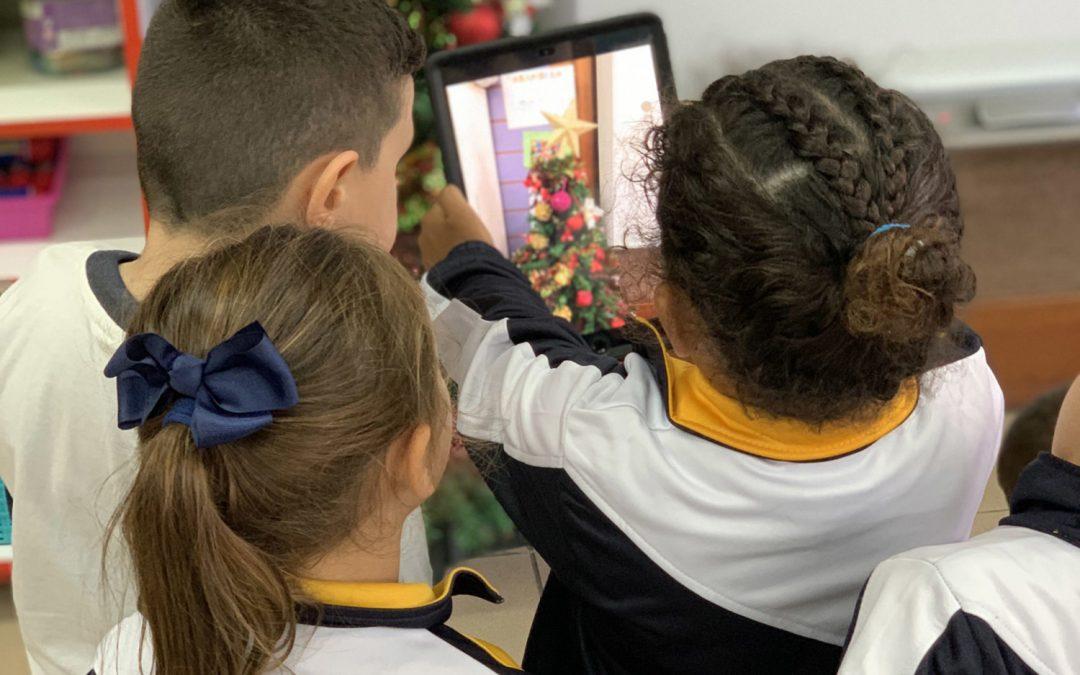 LAS NUEVAS TECNOLOGÍAS EN LA ETAPA DE EDUCACIÓN INFANTIL